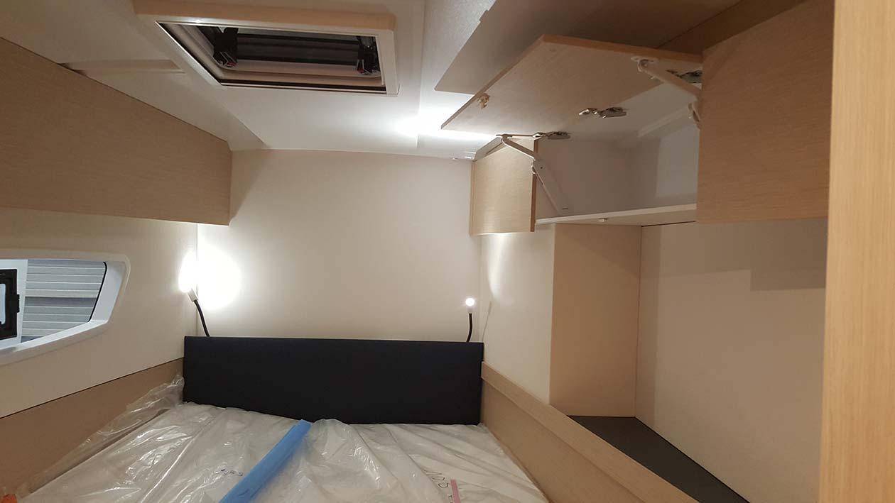 Nautimob - Espace cabine