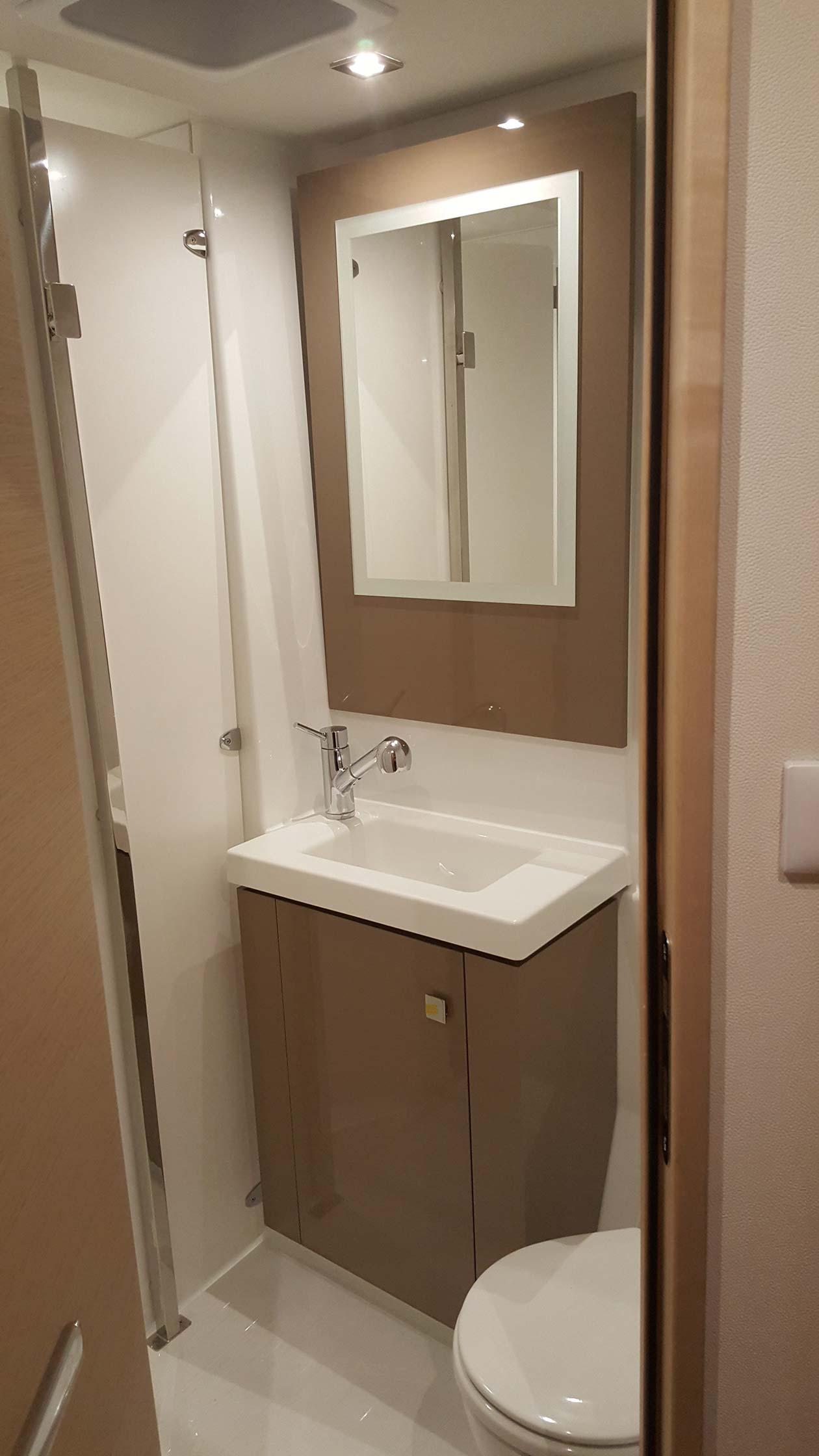 Nautimob - Espace salle de bain