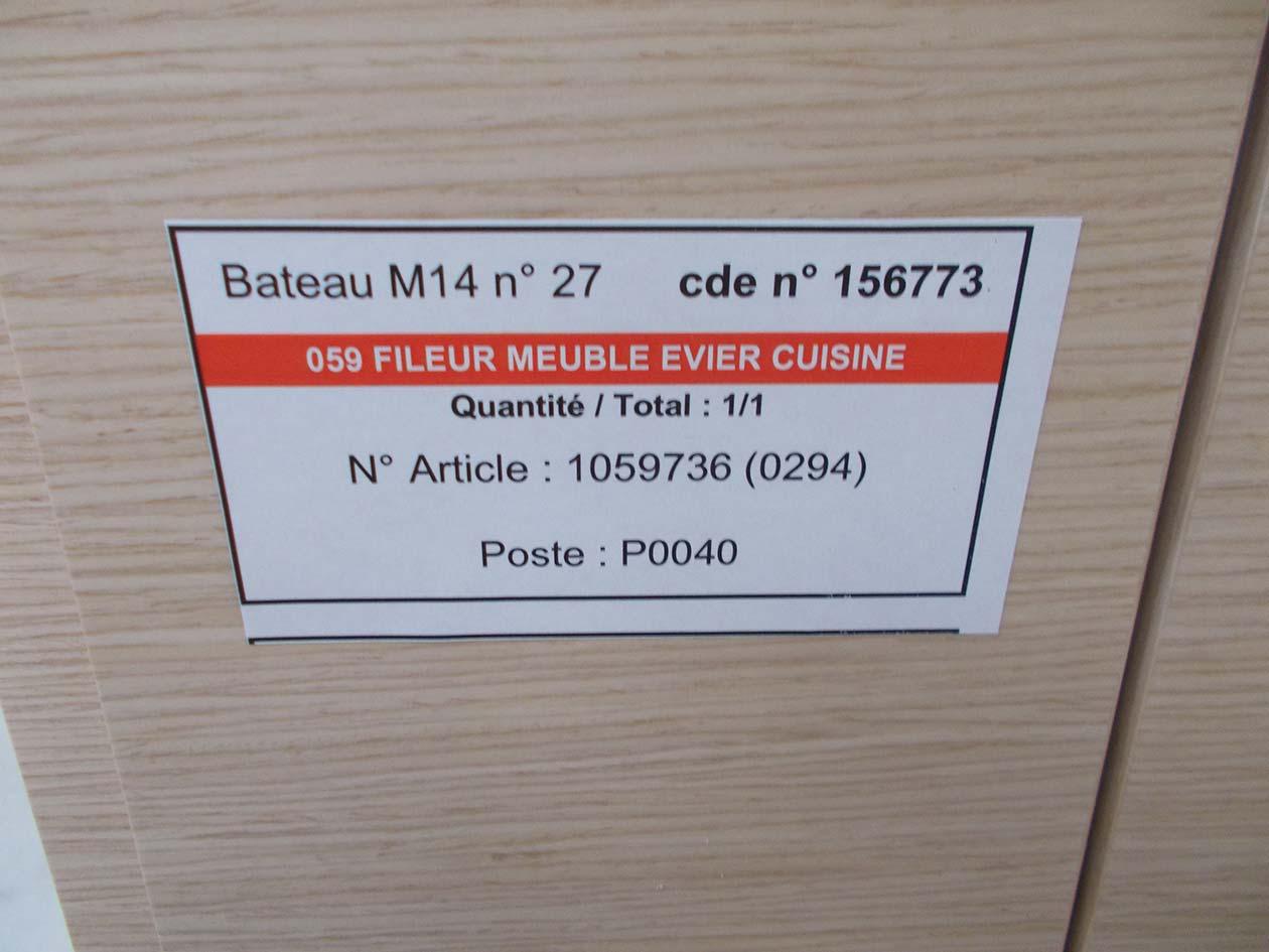 Nautimob - Espace cuisine 1 - 6